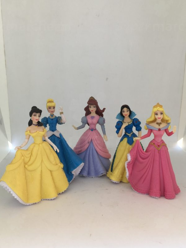 figurine princesses disney