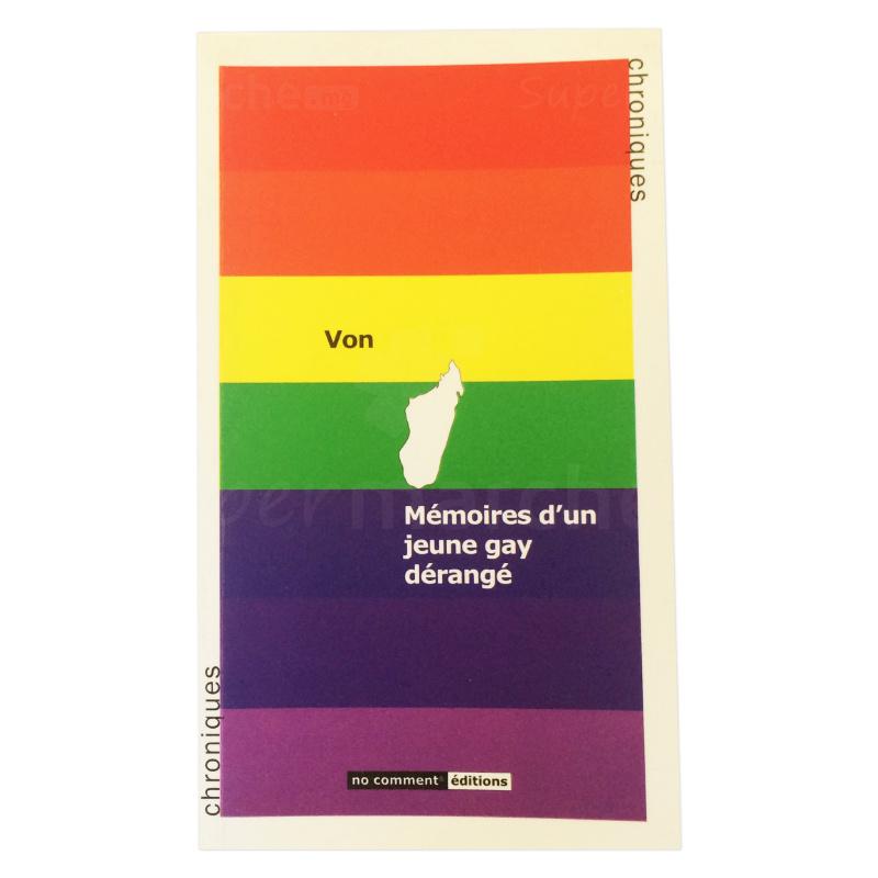 Mémoire d'un jeune gay dérangé