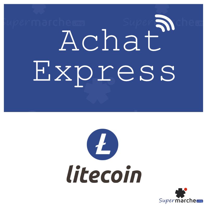 Recharge express litecoin