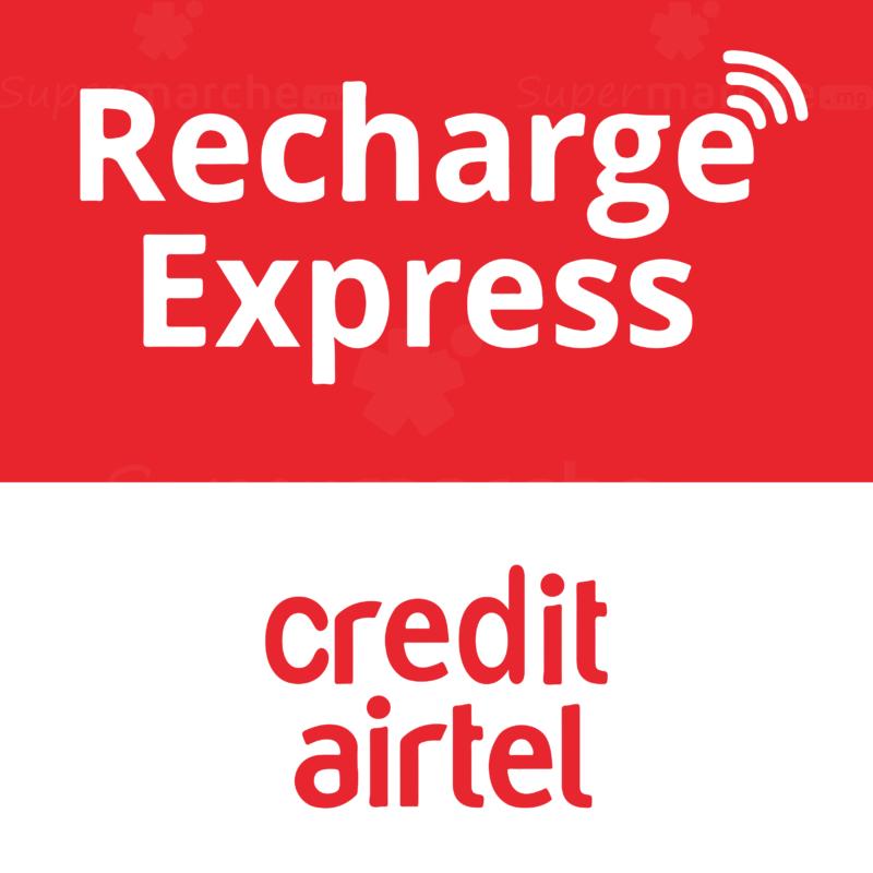 recharge express crédit airtel
