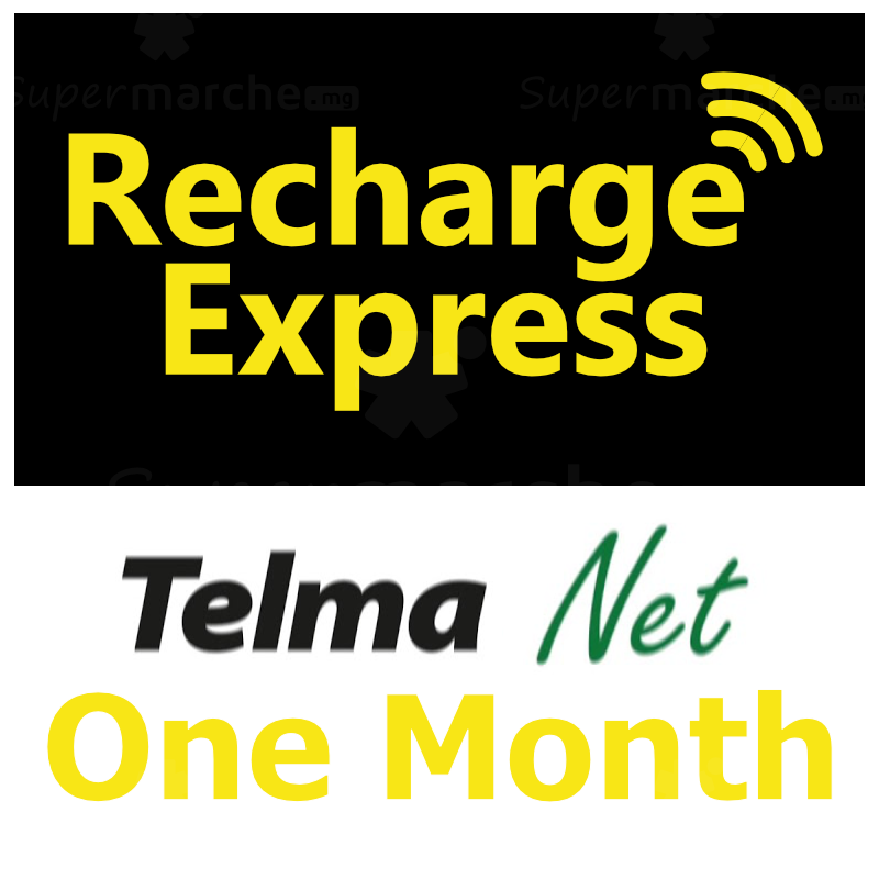 Recharge express one month