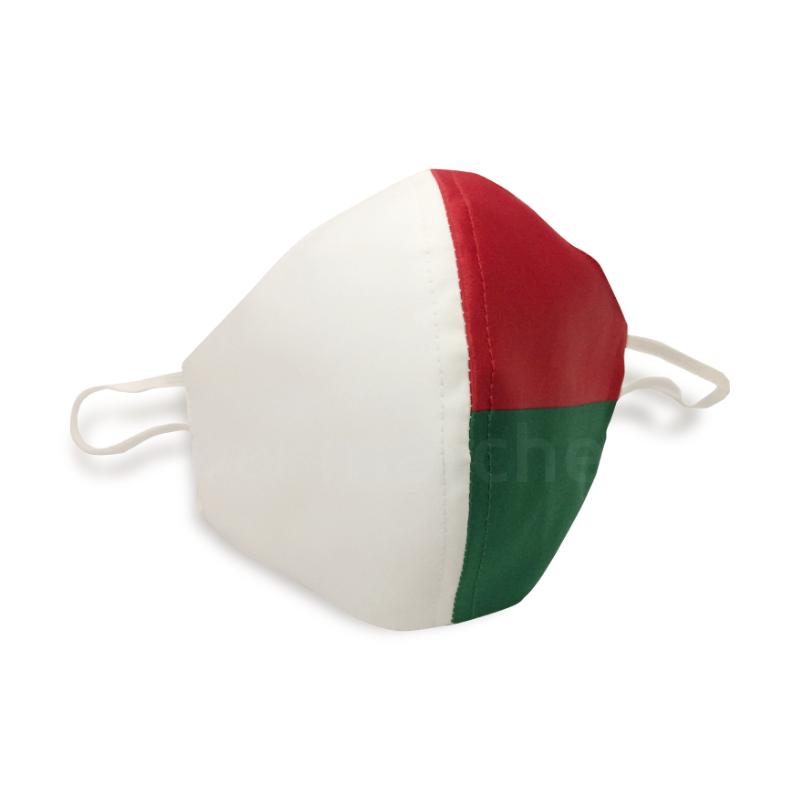 Masque drapeau malagasy