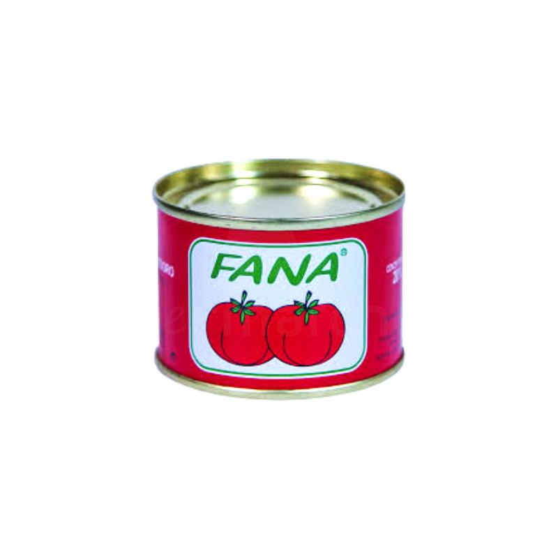 Tomate en boite fana