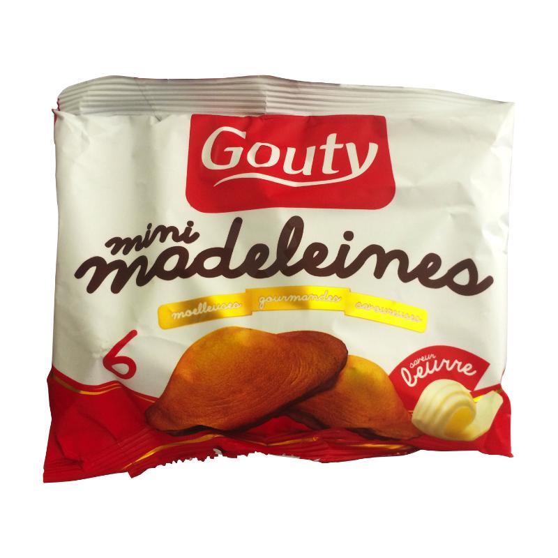 mini madelaine