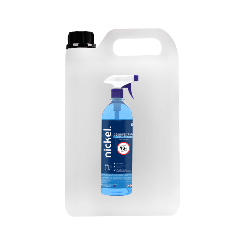 Recharge spray desinfectant 5L