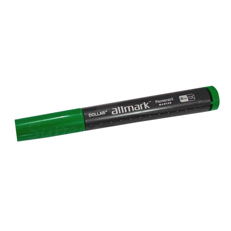 marqueur permanent vert