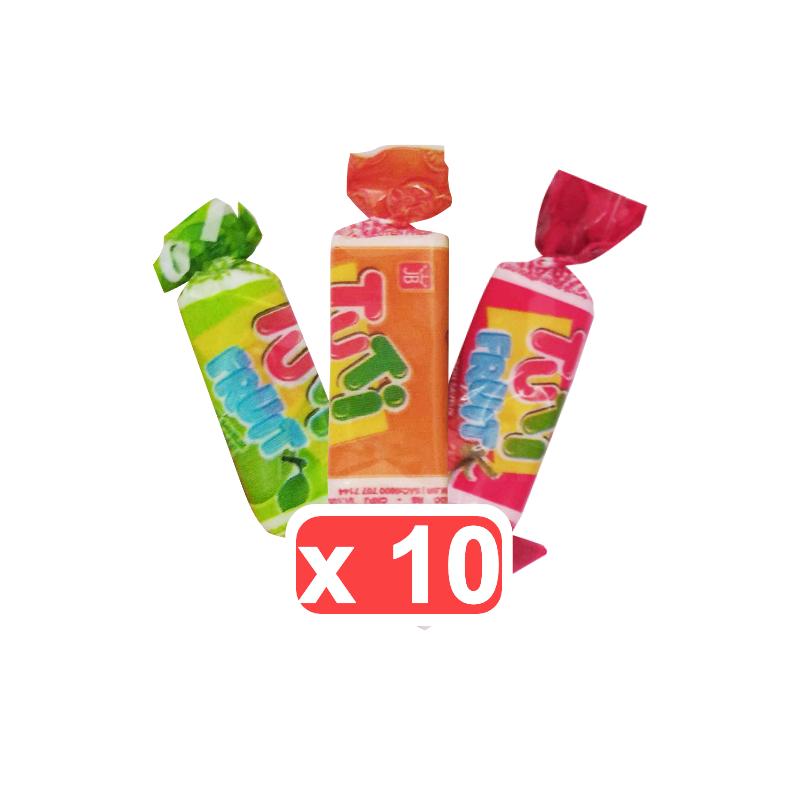 bonbon tuti fruitx10