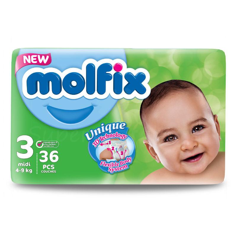 MOLFIX MIDI 3
