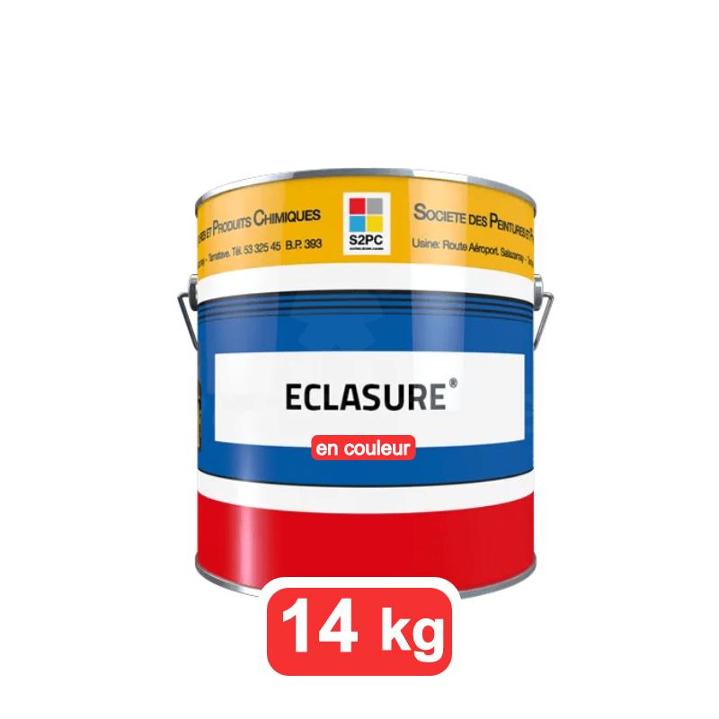 eclasure en couleur 14kg