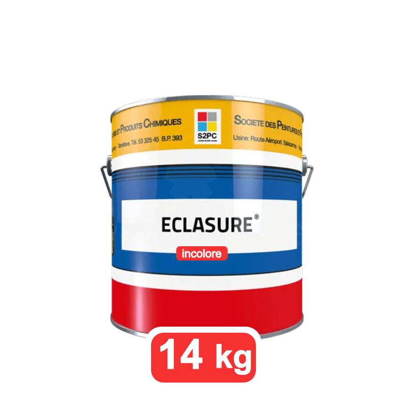 eclasure incolore 14kg
