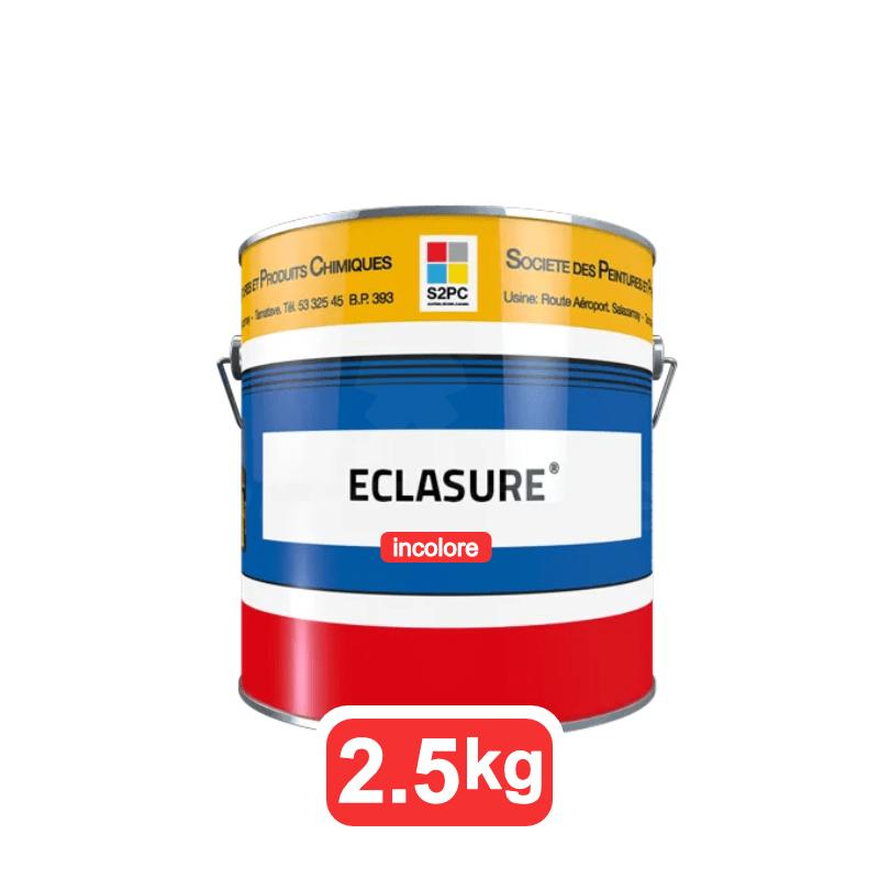 eclasure incolore 2.5kg