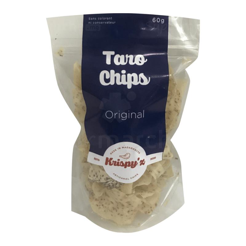 taro chips original