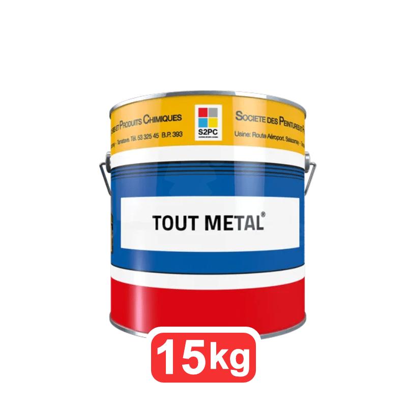 tout métal 15kg