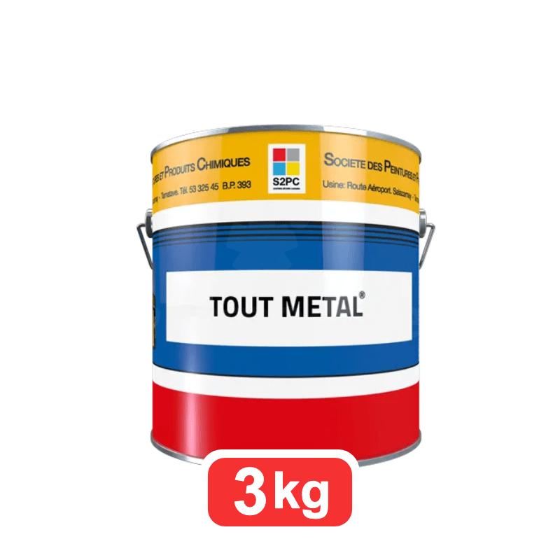 tout métal 3kg