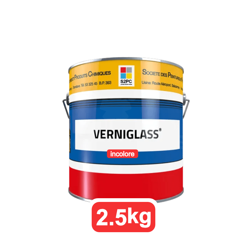 vernigalss incolore 2.5kg