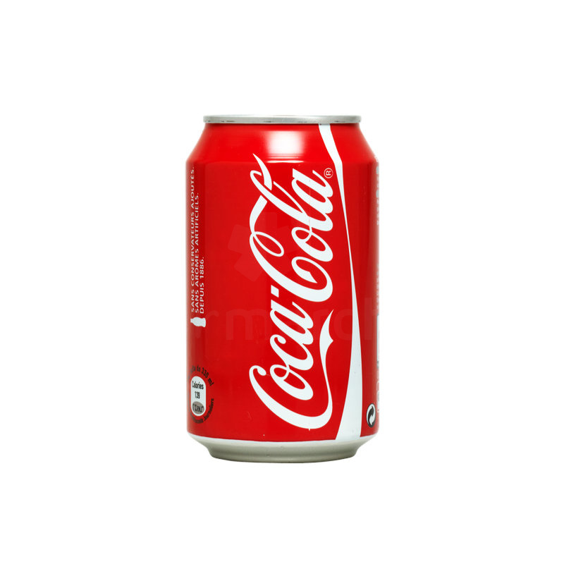 canette coca cola 33cl