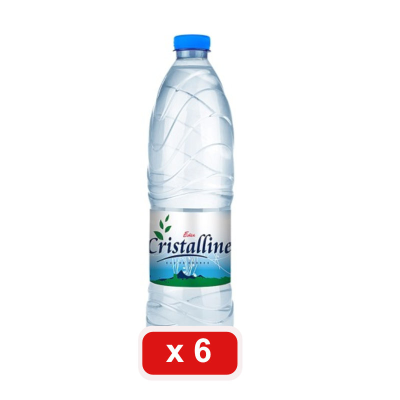 cristalline 1l x6