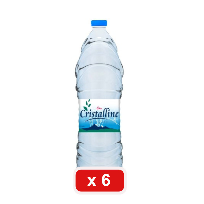 cristalline 2l x6