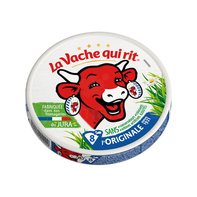 la vache qui rit 8 portions