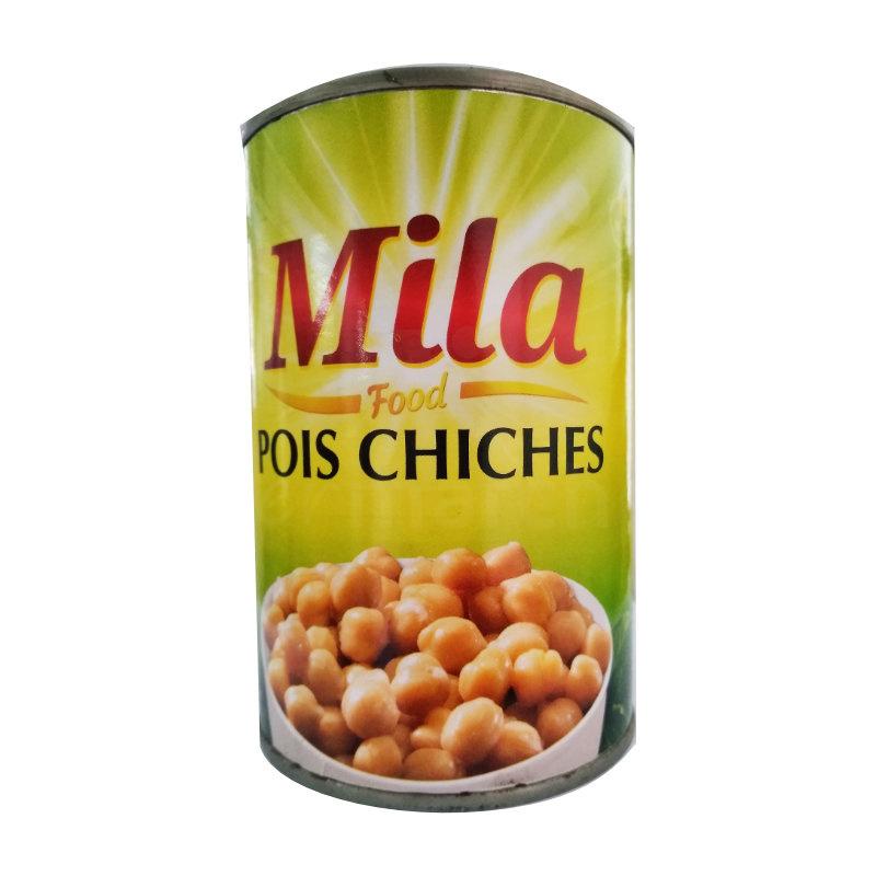 pois chiche mila food
