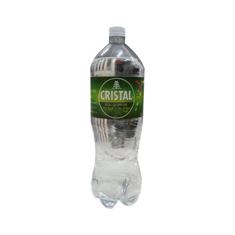 eau gazeuse crystal