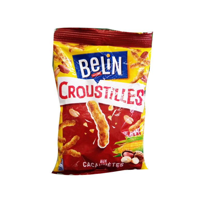 Belin croustilles aux cacahuètes