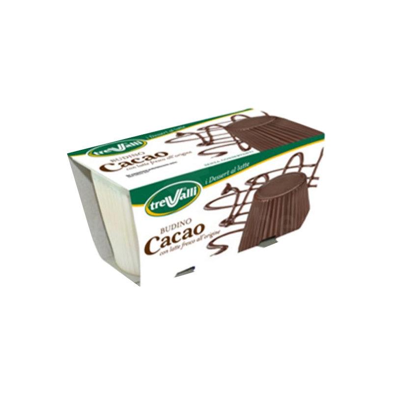 creme dessert au chocolat