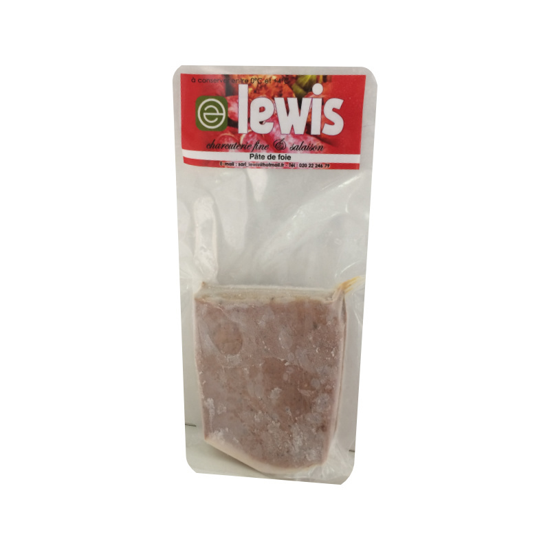 pâte de fois lewis
