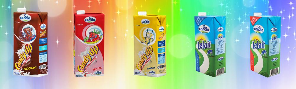 bannière lait candia supermarché.mg
