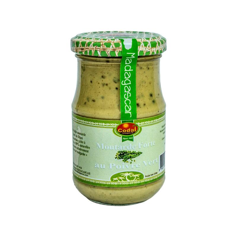 moutarde aux poivrons vert codal